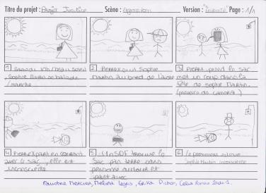 Storyboard Célia R